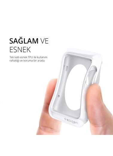 Spigen Spigen Apple Watch 321 Kılıf, Spigen Slim Ar (38mm) Beyaz